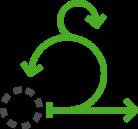 Agile consulting icon
