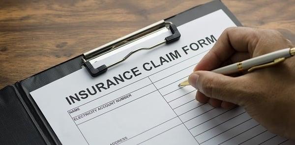 Insurance claim