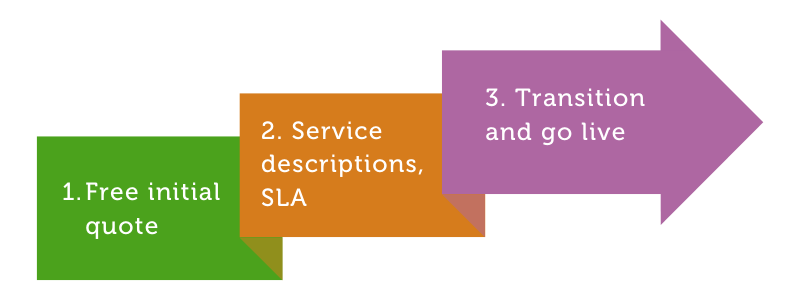 managed services process